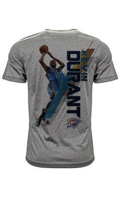 1d138ac3890b Kevin Durant Oklahoma City Thunder Fadeaway T-Shirt Durant Oklahoma