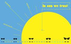 Fai del tuo desktop una giornata di sole  Giugno 2013: in sun we trust! www.aemmebi.it