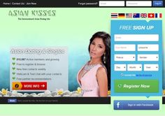 Asian Kisses is the number one asian dating site for those looking to meet  beautiful asian