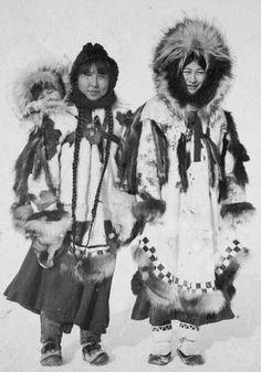 Beautiful inuit clothing