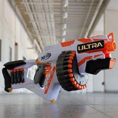 Nerf Ultra One Motorized Blaster with 25 Nerf Ultra Darts