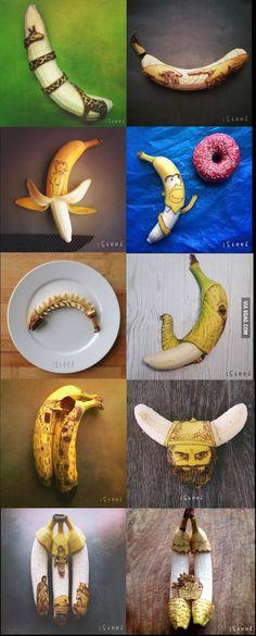 I heard you guys like bananas!