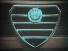 Commercial : Alfetta GTV 1974.avi Alfa Gtv, Alfa Romeo, Commercial, Cars, Autos, Car, Automobile, Trucks