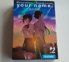In attesa dell'uscita del film noi ci gustiamo il #manga! Info spedizioni 📱WathsAPP 3384246848 Tagga un amico che ama #YourName #anime
