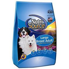 TUFFY'S PET FOOD 131105 Nutrisource Large Breed Dog Chicken/Rice Food, 33-Pound @@ Please be sure to check out this awesome product. (This is an affiliate link and I receive a commission for the sales)