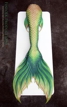 *sings* Look at this tail, isn't it neat?! Finfolk Productions: Swimable, full silicone, prosthetic mermaid tail. Custom orders only.Message or email for details. finfolkproductions@gmail.com