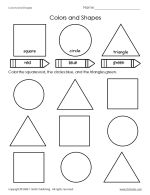 1000+ images about preschool shapes on Pinterest | Shape ...