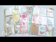 ▶ Pocket Letters! - YouTube