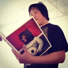 I definitely need to get my hands on this guy's book when it comes out (Luke Chueh).