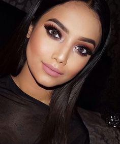 maquillage charbonneux idées tutoriels en photos tendances maquillage femme #makeup