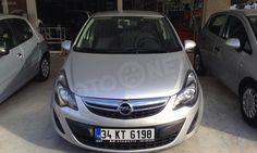 CORSA CORSA 5 KAPI ESSENTIA 1.4 90 OV 2013 Opel Corsa CORSA 5 KAPI ESSENTIA 1.4 90 OV