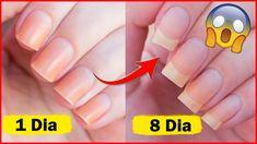 As Receitas Caseiras Para Fazer Suas unhas Crescerem em 8 Diasde forma simples e 100% natural.Além disso,unhas fracas e quebradiças acabam com o sonho de conquistar a mão maravilhosa com que você sempre sonhou. Por