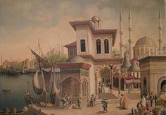 Üsküdar, İstanbul, Ottoman Empire