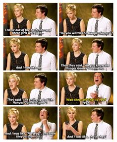 Catching Fire interview