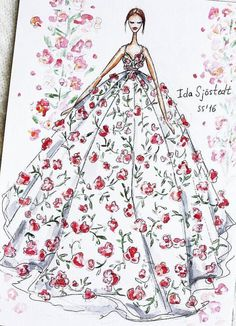 Ida Stöstedt SS 2016 by @ekateri_lukina| Be Inspirational❥|Mz. Manerz: Being well dressed is a beautiful form of confidence, happiness & politeness