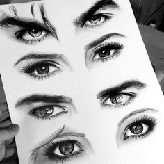 Damon, Elena, Stefan, and Caroline. Sets of eyes that stole our hearts till the very last episode.