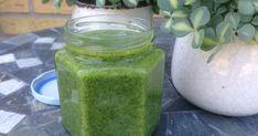 Har du også et urtebed, der bugner af salvie? Lchf, Pesto, Den, Side Dishes, Mason Jars, Tableware, Basil, Dinnerware, Tablewares