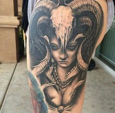 Tattoo by James Strickland