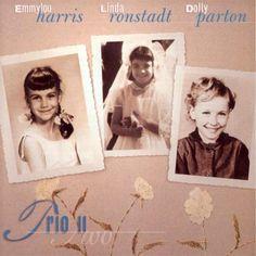 Emmylou Harris, Linda Ronstadt, Dolly Parton - Trio II 180g LP September 9 2016