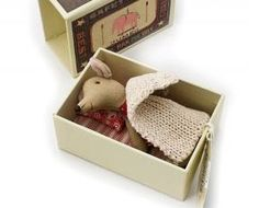 Mouse in Matchbox for purchase from this website