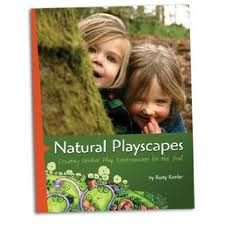 natural playscapes book - Google Search