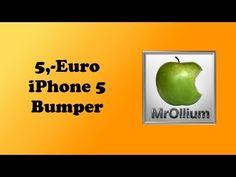 Guter 5,- Euro Bumper für iPhone 5