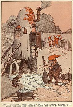 Ernest Aris Gnome | 1930s | ElfGoblin | Flickr