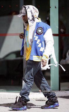 6a39ede4b89 Air Jordan VIII (8) – Aqua (Kanye West)  sneakers  celebrity