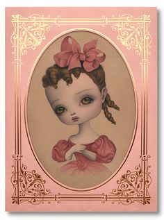"""""""The Gay 90′s"""" Special Edition Book and Art Print by Mark Ryden"""