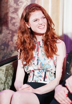 Aileen had the most loud and genuine laugh Jôrj had ever heard. Rose Leslie, Stunning Redhead, Red Hair Woman, Different Shades Of Red, Flawless Beauty, Redhead Girl, Age, Red Hair Color, Iconic Women
