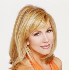 medium haircuts pictures leeza gibbons photos hair style 5755