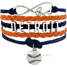 CUSTOMAMA Infinity Love Detroit Baseball Charm Multilayer Bracelet Gift for Baseball Fans Navy Blue Orange White Leather Custom♦️ SMS - F A S H I O N 💢👉🏿 http://www.sms.hr/products/customama-infinity-love-detroit-baseball-charm-multilayer-bracelet-gift-for-baseball-fans-navy-blue-orange-white-leather-custom/ US $0.80    Folow @fashionbookface   Folow @salevenue   Folow @iphonealiexpress   ________________________________  @channingtatum @voguemagazine @shawnmendes @laudyacynthiabella…