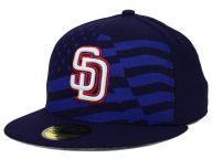 Find the San Diego Padres New Era Navy New Era MLB 2015 July 4th Stars & Stripes 59FIFTY Cap & other MLB Gear at Lids.com. From fashion to fan styles, Lids.com has you covered with exclusive gear from your favorite teams.