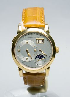 Reloj pulsera Lange & Sohne.