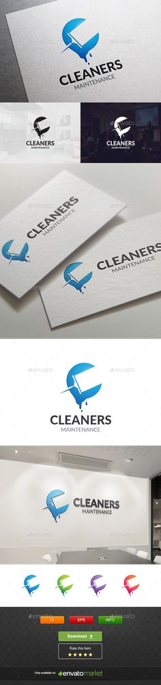 Clean Tool — Vector EPS #sanitary #maintenance • Available here → https://graphicriver.net/item/clean-tool/11751752?ref=pxcr