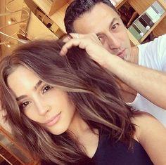 Celebrity Hair Changes on Instagram | 2015 | POPSUGAR Beauty