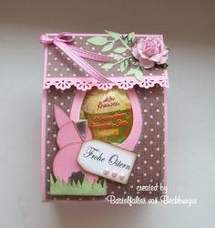 Geschenkverpackung - Ostern