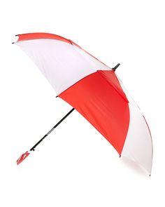 ShedRain WindPro® Golf Umbrella, Red/White