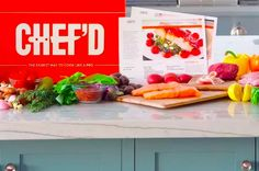 Chef'd Starts Home Delivery Service of Cooked Meals
