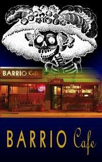 Barrio Cafe, Phoenix...to die for upscale Mexican in a rather seedy area of the city.