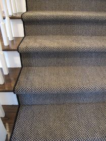 Herringbone carpet  design indulgence: Hello there.....