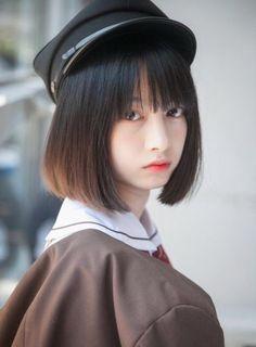 Cosplay Japanese School Girl no title Asian Cute, Cute Asian Girls, Beautiful Asian Girls, Girl Face, Woman Face, Japanese Beauty, Asian Beauty, Japan Girl, Cosplay