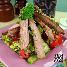 Pork Chops With Guacamole