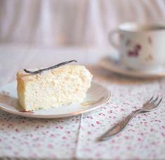 Воздушный пирог из рикотты