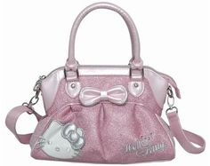 Insomnia Exclusive Lingerie Boutique | Hello Kitty Totes Bowknot Adornment Shining Bag