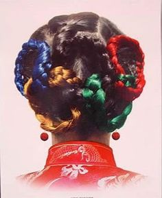 Hairstyles at Beijing Olympics