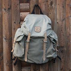 fjallraven 'vintage' 20L Rucksack fforest.bigcartel.com