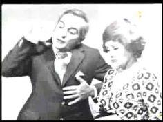 """Sceneta """"Dactilografa"""" de Dan Mihăilescu, cu Stela Popescu, Ștefan Bănică și H. Nicoliade (1971)"""