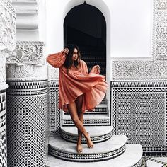 @sincerelyjules  This sums up Marrakech. | @soludos sandals and @grantlegan behind the lens.  29610  352 location : Marrakesh, Morocco »WEBSTA