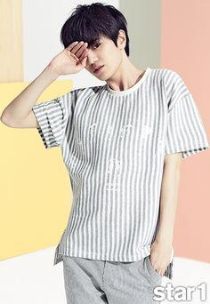 Star1 Magazine - SUNGJONG